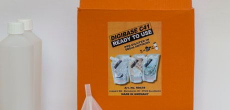 C41 Digibase Kit as supplied