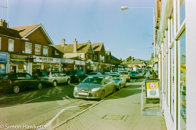 Digibase c41 processing results - Knebworth high street