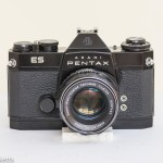 Pentax Spotmatic ES 35mm slr review