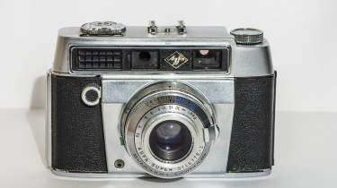 Agfa Super Silette L 35mm rangefinder camera