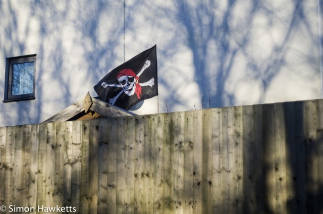 Auto Takumar 55mm sample pictures - Jolly roger