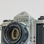 Pentax SV 35mm slr review