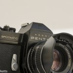 Pentax Spotmatic SPII in black