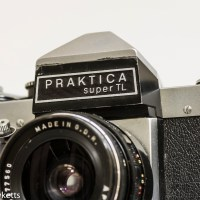 Praktica Super TL 35mm camera review