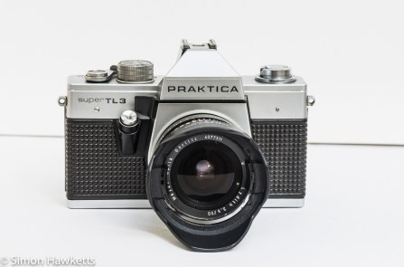 Praktica Super TL3 35mm single lens reflex camera