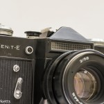 Zenit E 35mm slr review