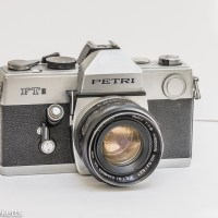 Petri FTII 35mm review and repair