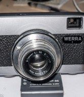 Repairing a Werra 1 Camera - Part two 1