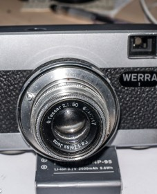 Repairing a Werra 1 Camera - Part two 3