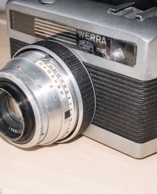 Carl Zeiss Werra Mat strip down and refurbishment - part 3 1