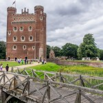 Tattershall castle in Lincolnshire