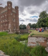 Tattershall Castle battle re-enactment 2