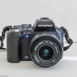 Olympus Evolt E500 digital slr