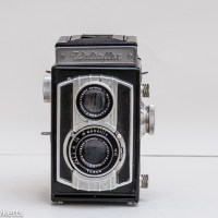 Weltaflex medium format twin lens reflex