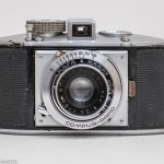Agfa Karat 35mm folding viewfinder camera