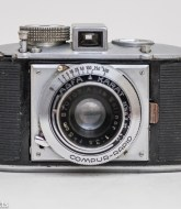 Agfa Karat 35mm folding viewfinder camera 68