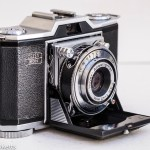 Zeiss Ikon Contina I 35mm folding camera.