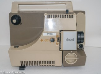 Eumig P8 Dual projector