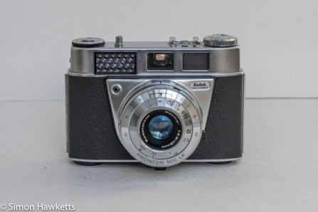 Kodak Retinette 1B 35mm viewfinder camera