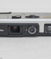 Minolta 16 QT 16mm still camera - front view