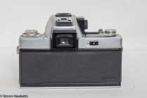Ricoh TLS 401 35mm slr - rear view