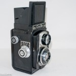 Ciro-flex medium format TLR camera