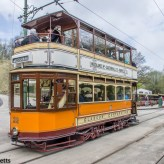 Crich tramway museum - Glasgow co-op