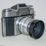 Exakta Exa II 35mm slr camera