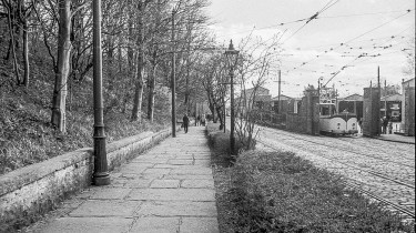 Crich tramway museum on HP5 1