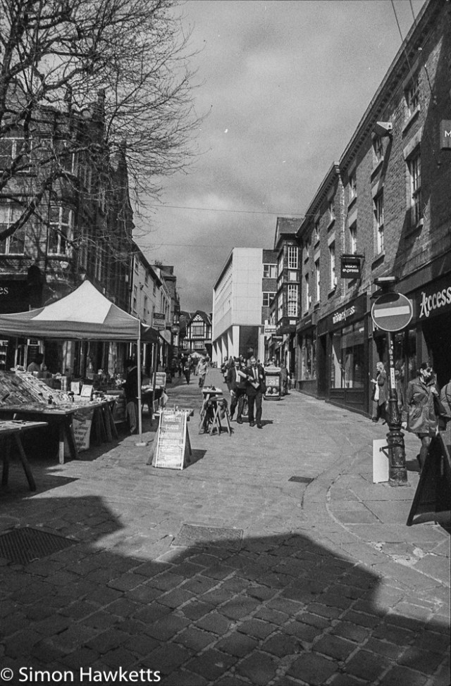 Pentax Program A sample pictures - Chesterfield town