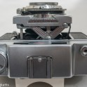 Agfa Karat IV 35mm rangefinder camera - top of camera