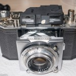 Agfa Karat IV repairs and cleanup