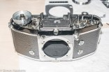 Exakta Varex IIb shutter repair and clean - shutter back in case for now