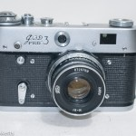 FED 3 35mm rangefinder camera