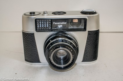 Boots Pacemaker CM 35mm viewfinder camera