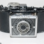 Agfa Karat 6.3 Art Deco camera