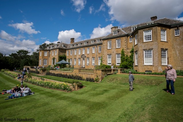 Upton House Fuji X-T1 Pictures - The main building