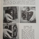 Boy's book of Photography - Holding the camera