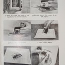 Boy's book of Photography - Making a contact print 2