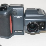Nikon Coolpix 995 digital camera – part 1