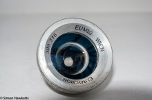 Eumig Electric 8 Cine Camera - Add on Lens