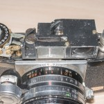 Stripping down a Beauty Beaumat rangefinder camera