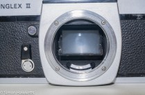 Ricoh Singlex II 35mm Camera - M42 lens mount and mirror