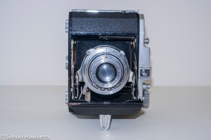 Waltax Junior Camera - Front view