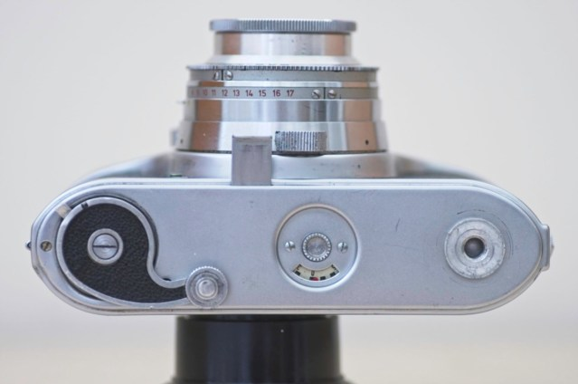 The beautiful Arette 1C rangefinder from the 1950s 9