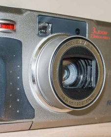 Ricoh RDC-5300 digital compact camera