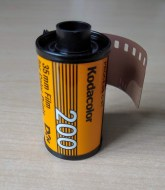 A Reel of 35mm film