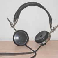 Brandes 'superior' BBC headphones from c 1945