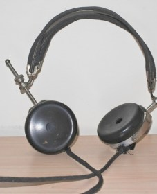 Brandes 'Superior' Headphones c 1940