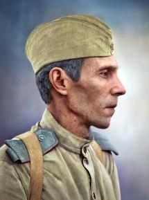 SOLDIER by Yi Xu